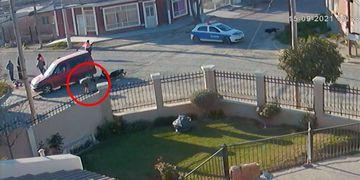 De no creer: aprovechó un grave accidente y se robó la billetera y celular de la víctima