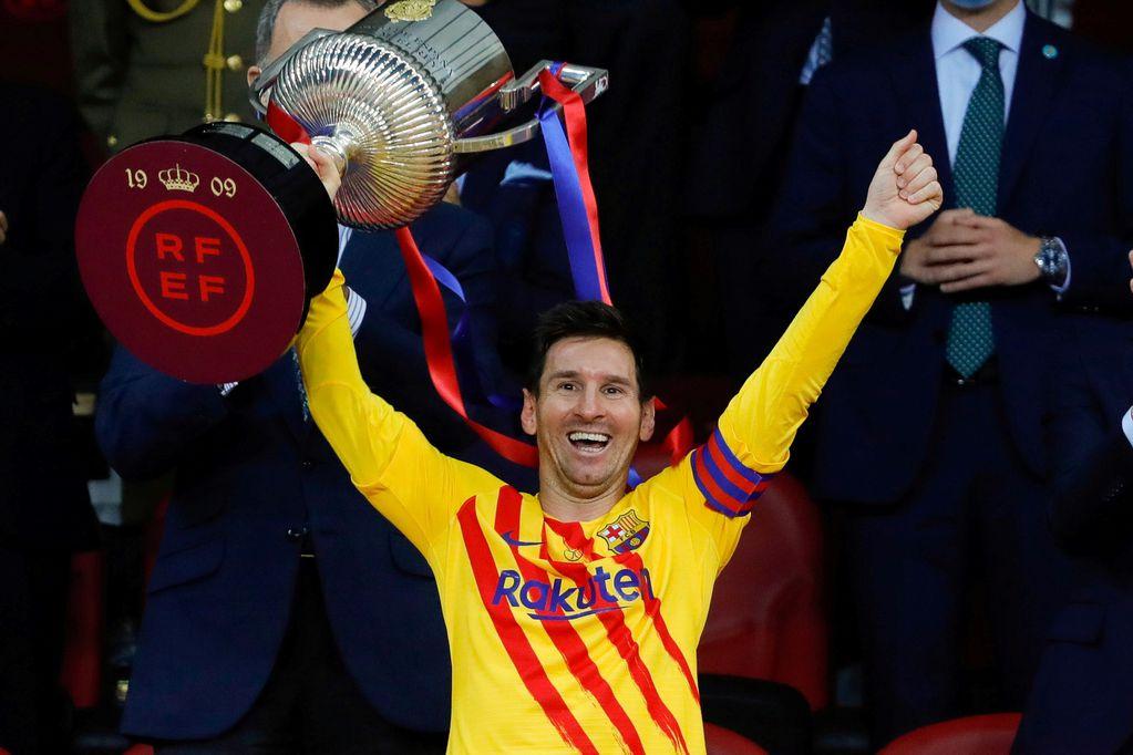 Para coleccionar: todas las estadísticas de Lionel Messi en el Barcelona, partidos, goles, títulos y récords
