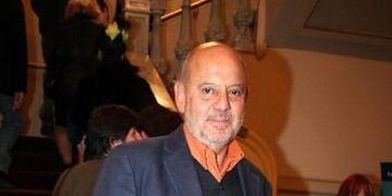 Jorge Lafauci presentó a su marido