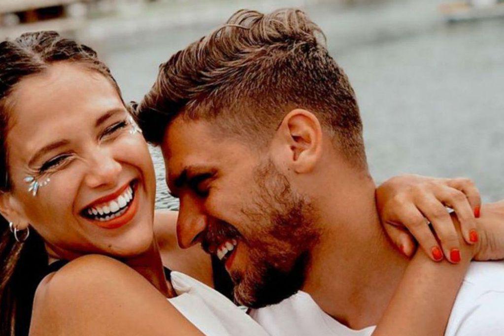 Barbie Vélez y Lucas Rodríguez se casan en el Día de la Primavera