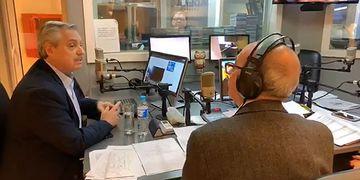 Entrevista de Pereyra a Fernández