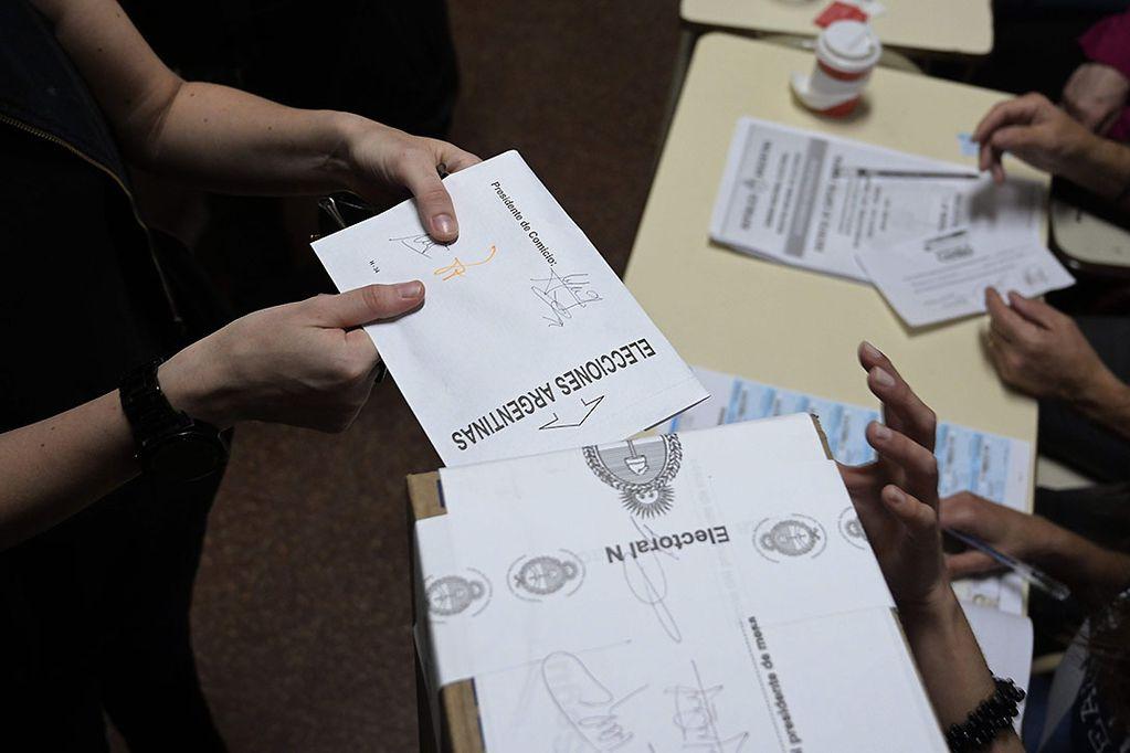 En los últimos años se ha cuestionado el valor real de las elecciones PASO. Archivo Los Andes