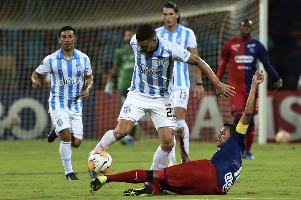 Copa Libertadores: Atlético Tucumán perdió en Colombia, pero la serie sigue abierta