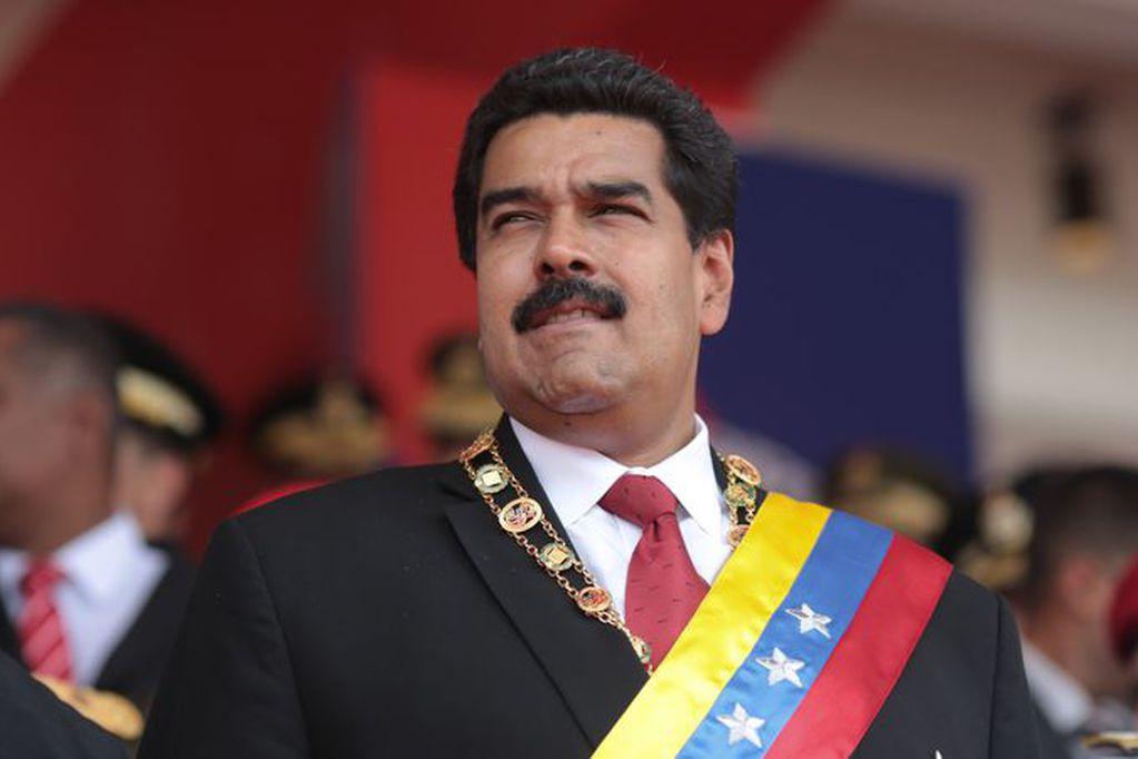 """El mandatario venezolano ofreció """"petróleo por vacunas"""" contra el coronavirus. Foto: Gentileza."""
