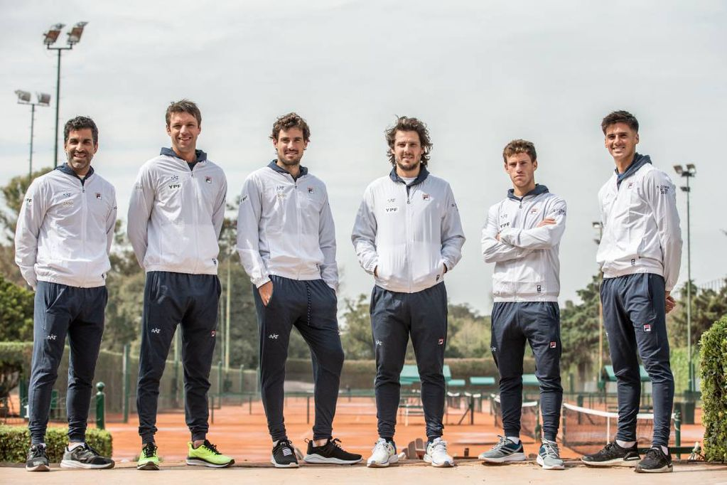 Equipo Argentino de Copa Davis (AAT).