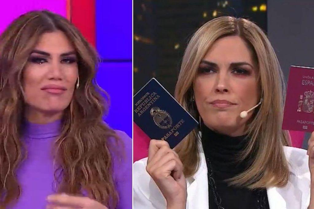 """Flor de la V se hartó de Viviana Canosa y la trató de """"tilinga"""" por sus comentarios contra el Gobierno"""