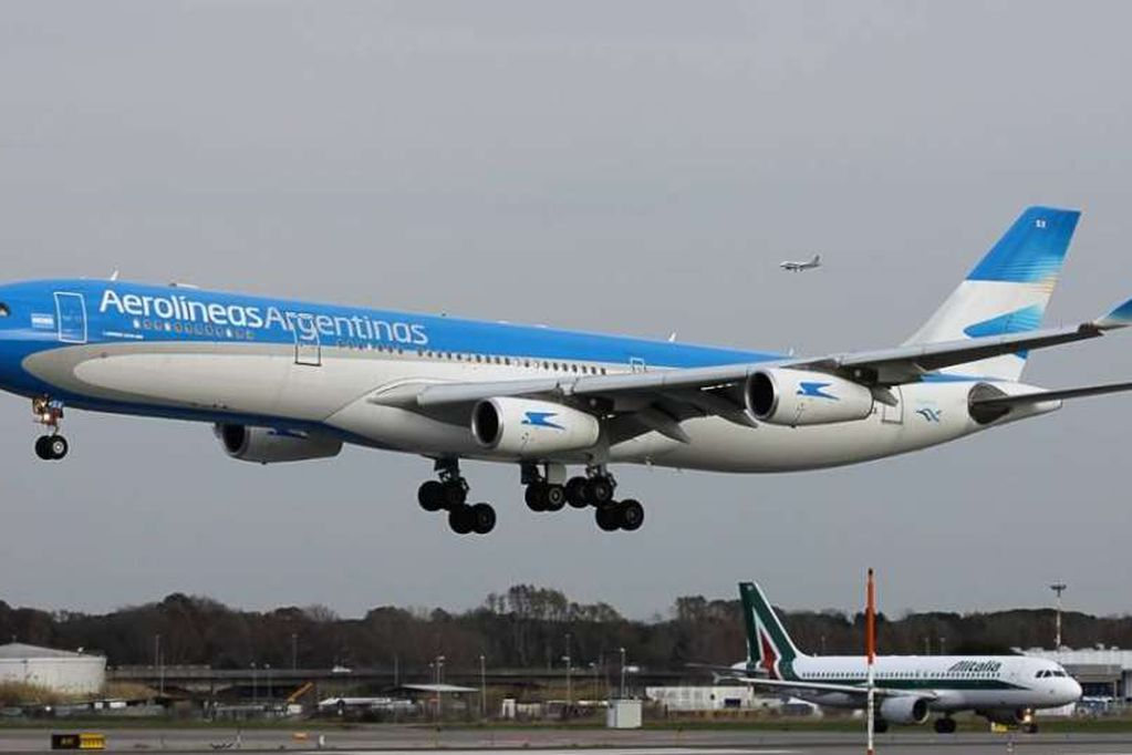 Aerolíneas Argentinas inaugurará un vuelo directo a Orlando