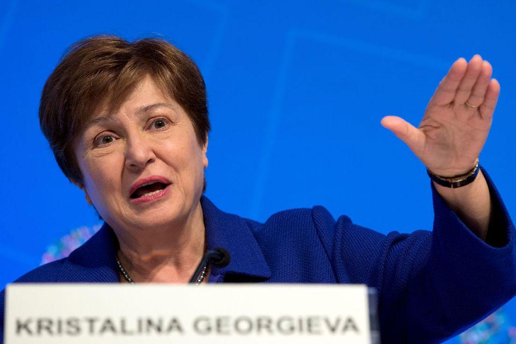 Georgieva. (AP/Jose Luis Magana/Archivo)